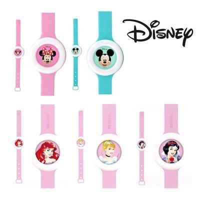 Disney Summer Band X2 Citronella Summer Bracelet Wing Clip