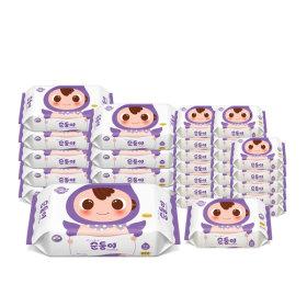 프리미엄엠보싱 리필 10팩+휴대리필 20팩/ER-01+E-com