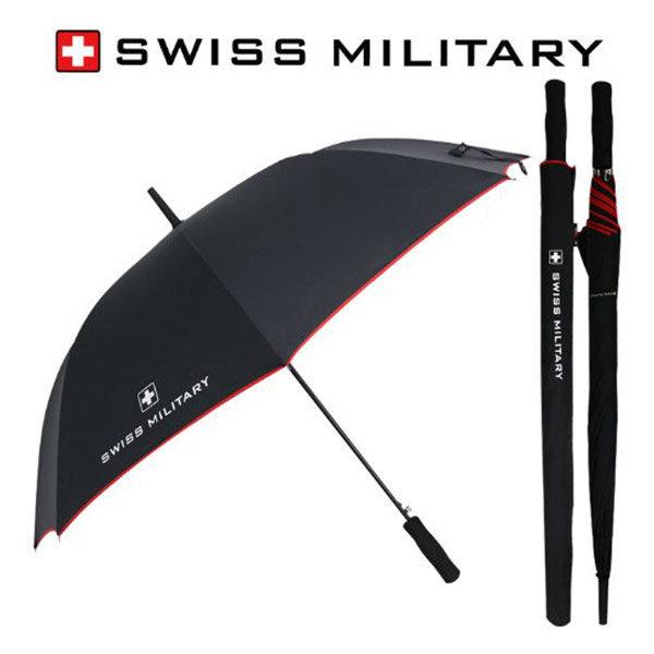 70 자동 레드바이어스 초경량 우산 골프 장우산 고급 상품이미지