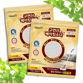 구연산베이킹소다일회용원형물걸레  30매입2 / 찌든때