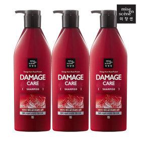 Mise En Scene/Shampoo/680ML/X3