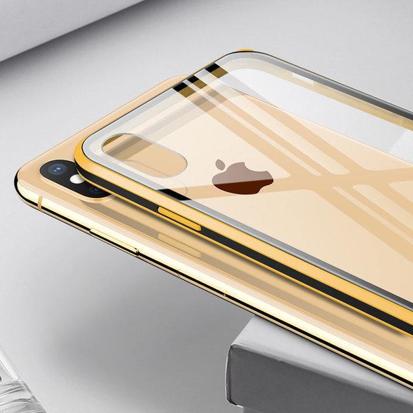 아이폰 X XS MAX 맥스 XR 강화글라스 케이스 상품이미지