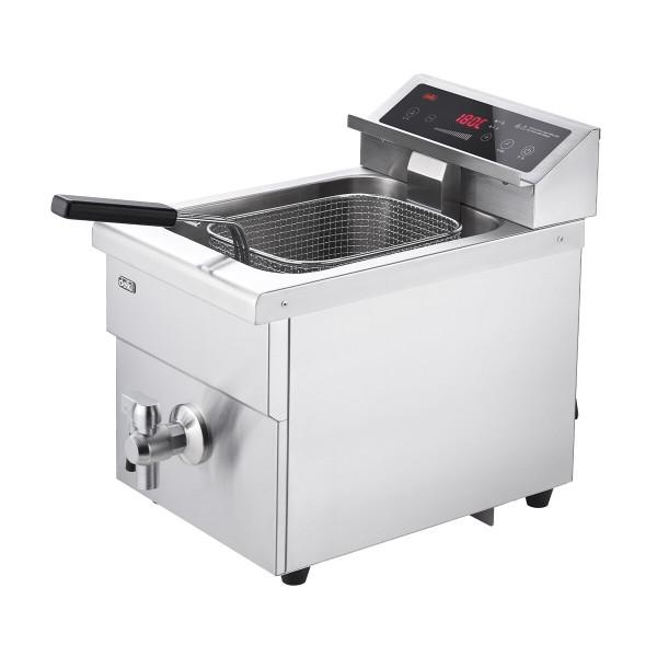 델키 스마트 IH 인덕션 튀김기 DK-i560 업소용 상품이미지