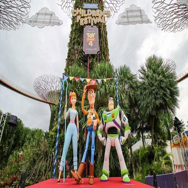 |카드할인 5%| 싱가포르 현지투어 싱가포르 가든스바이더베이 입장권(바로입장) 상품이미지