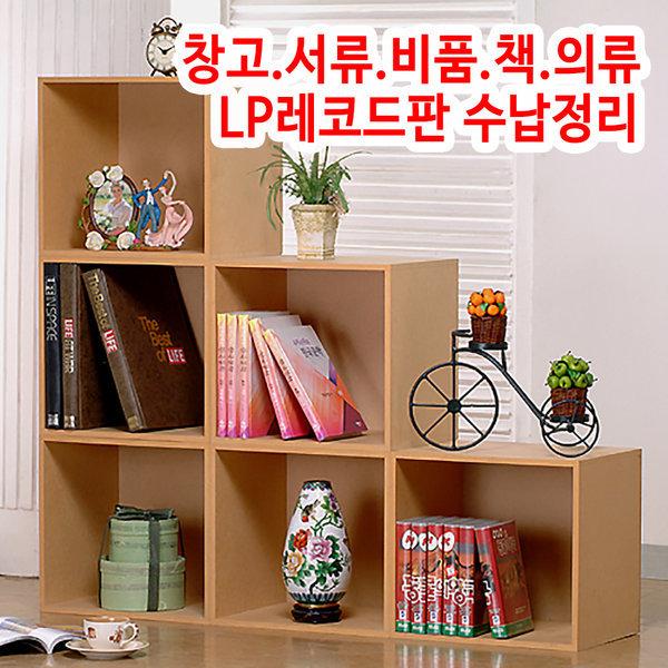 성진특대형공간박스/A4화일.바인드북.앨범.LP수납정리 상품이미지