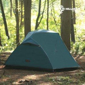 힐맨 얼리버드 UP 2인용 텐트 풋프린트 포함