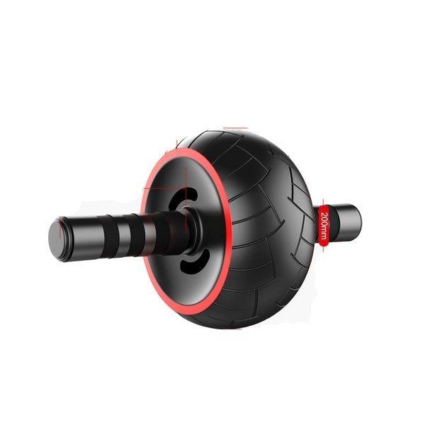 쿡쿡헬스 프로 슬라이드 휠 일자형바 코어운동 복근 식스팩 뱃살 옆구리 제거 등근육 저소음 AB휠 (S03316) 상품이미지