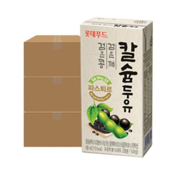 파스퇴르 뉴칼슘두유 190mL 16팩 X3 (48팩)+사은품 상품이미지