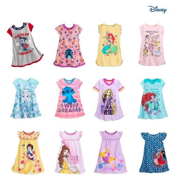 여아 원피스 잠옷 아동실내복 홈웨어/미국디즈니 정품 상품이미지