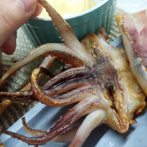 포항수산 영덕 반건조오징어 10미(1.3kg) 상품이미지