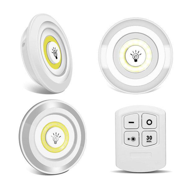 LED 현관 센서등 주방 거실 무드 조명 등 / 3in1 세트 상품이미지
