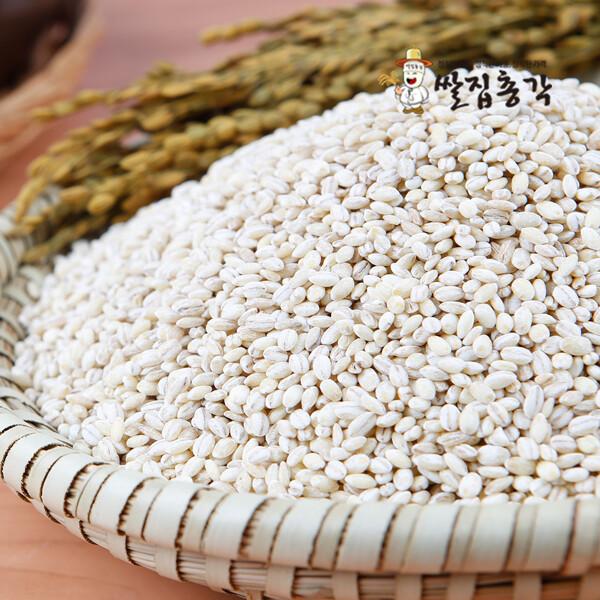 (현대Hmall) 쌀집총각  국내산 늘보리 1kg 상품이미지