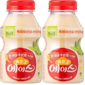 (1+1)한국야쿠르트_에이스_280MLx2
