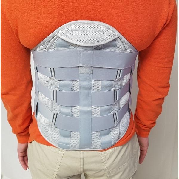 의료용 허리보호대 허리보조기 척추보호대 TLSO 수술용 상품이미지