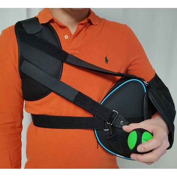 견관절 어깨보조기 S슬링 어깨 보호대 깁스 팔보조기 상품이미지