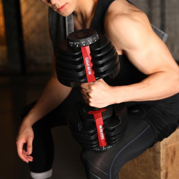멜킨스포츠 무게조절 덤벨 15단계 24kg 아령 세트 상품이미지