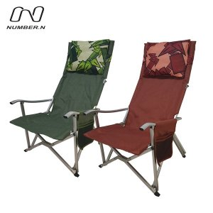[넘버엔]넘버엔 1+1 릴렉스 체어 프로 플러스 / 캠핑 낚시 용 접이식 의자