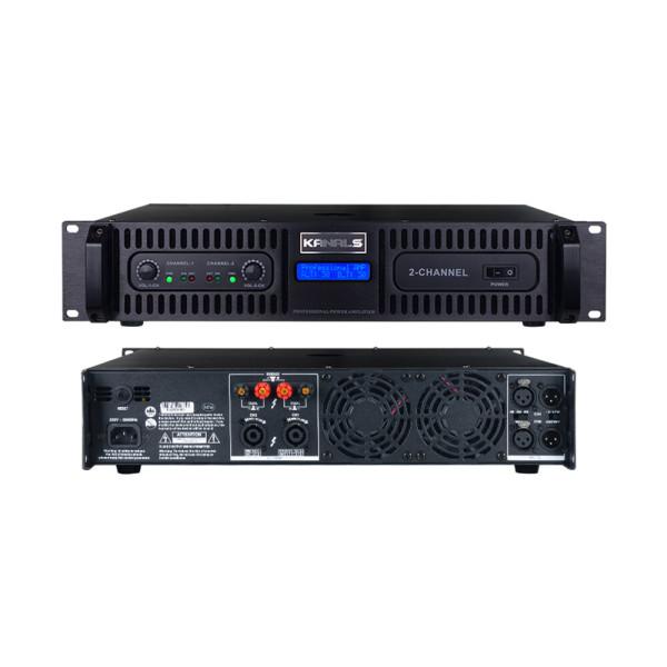 카날스/BKA-900/전문가용파워앰프시스템/250~1250W 상품이미지