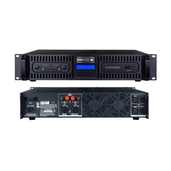 카날스/BKA-1300/전문가용 2채널 파워앰프 시스템 상품이미지