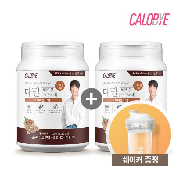 칼로바이 다밀 대용량 단백질쉐이크 오곡+호두아몬드 상품이미지