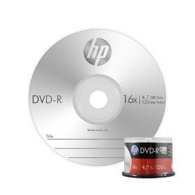 DVD-R 4.7GB 16배속 50장케이크/공DVD/공CD