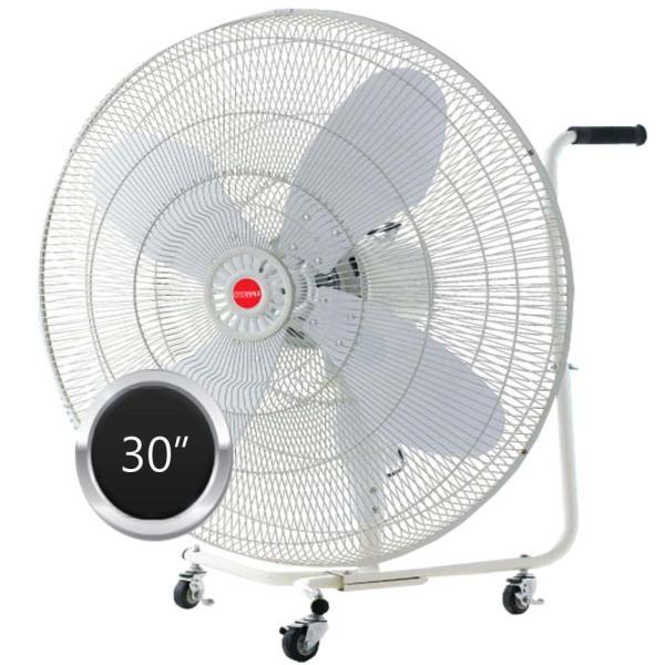 30인치/24인치/대형/현장 공장 축사 바닥선풍기 상품이미지