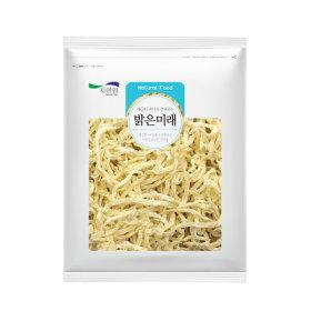 밝은미래 국내가공 맛진미채 1kg 무료배송 엄마애바다