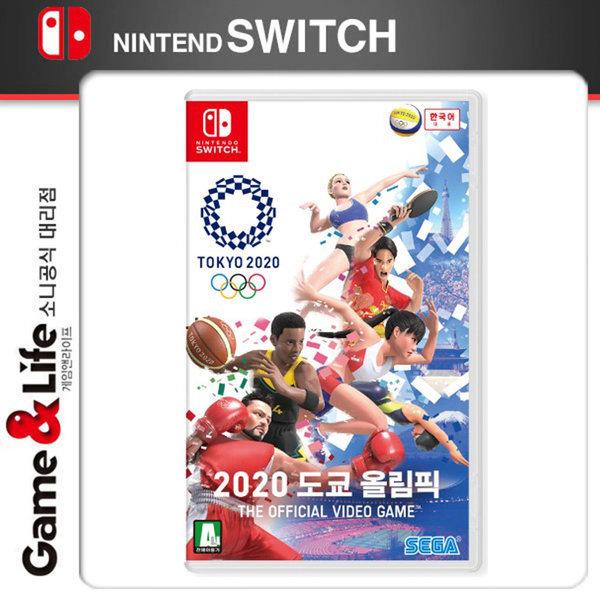 SWITCH 스위치 2020 도쿄올림픽 한글판 상품이미지
