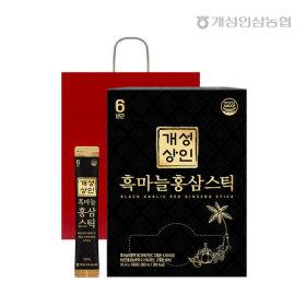 Gaesung Merchant Black Garlic Red Ginseng Stick 10ml 100 Sticks/Practical Type/Large