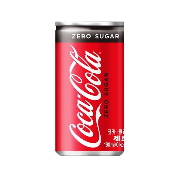 (현대Hmall)코카콜라 제로 190ml x 30캔 상품이미지