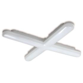 led 형광등 조명 등 기구 위너 십자 60W_LG칩