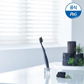 오랄비 신제품 크로스액션 화이트닝 차콜 칫솔 6입