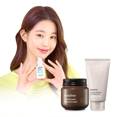 innisfree Disney MICKEY MOUSE n Friends Collection+Mickey Pouch
