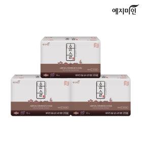 윤슬 한방생리대 실크 중형 16p x3팩