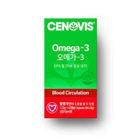 오메가-3 (62캡슐/31일분)