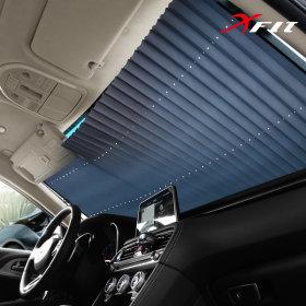 원픽 슬라이드 차량용햇빛가리개 앞유리 자동차커튼