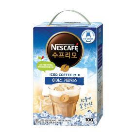 수프리모 아이스 커피믹스 100T