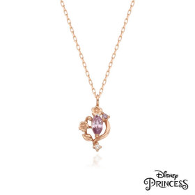 LNT19030T/Rapunzel/Princess/Collaboration/10K/Necklace