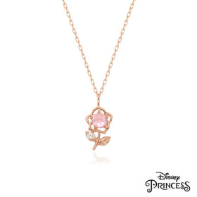 LNT19033T/Beauty And The Beast/Bell/Princess/Collaboration/10K/Necklace