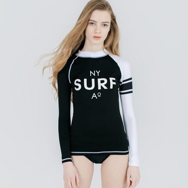 ARGO 여성 상하세트 SURF RIDER 래쉬가드 상품이미지