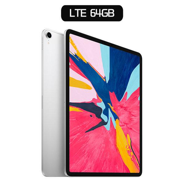 프로 12.9형 LTE 64GB 실버 MTHP2KH/A (주)찰스 상품이미지