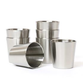 국산 이중 진공 스텐컵 5개세트 / 27종 이중컵 물컵