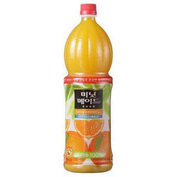 미닛메이드 프리미엄 오렌지 1.5L 상품이미지