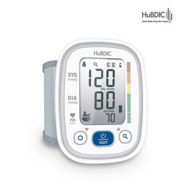 휴비딕 손목형 혈압계 비피첵 HBP-600/부정맥측정 상품이미지
