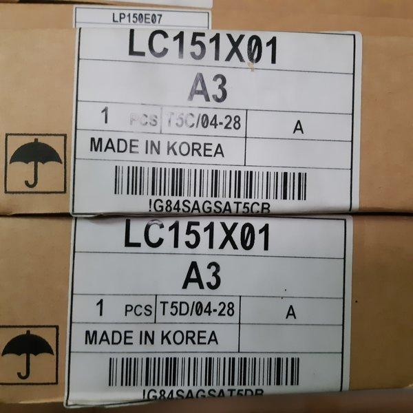 LC151X01-A3/LG15.1인치 TMDS타입/A급/산업용 AS 패널 상품이미지