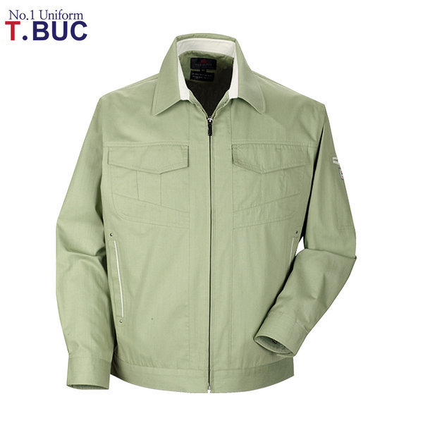 TOP-407J 자켓 춘하근무복 작업복 미화복 단체복 상품이미지