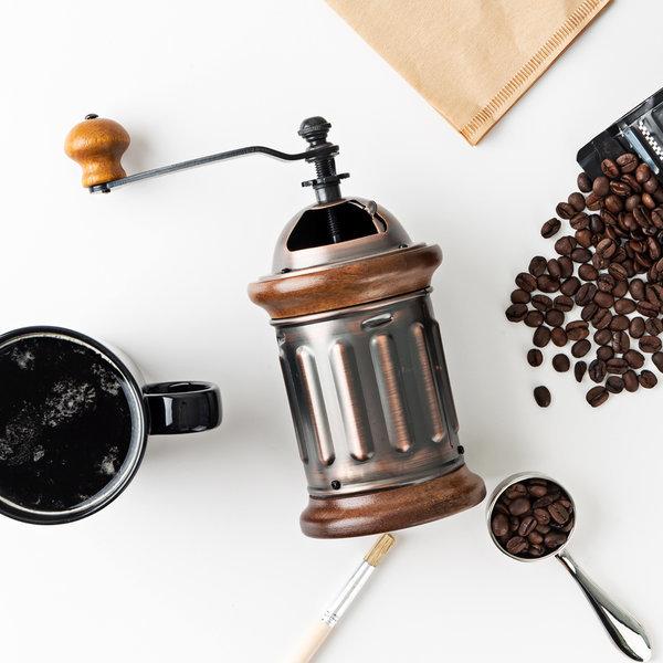 커피 그라인더 동 핸드밀 돔형 KC-3 청소솔증정 상품이미지