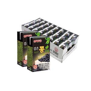 [삼육검은콩두유]삼육 검은콩칼슘 두유 140ml x 72팩