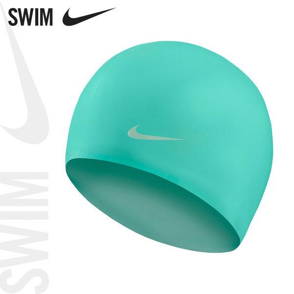 나이키 수영모자 TESS0106-389 유스솔리드실리콘 수모 상품이미지