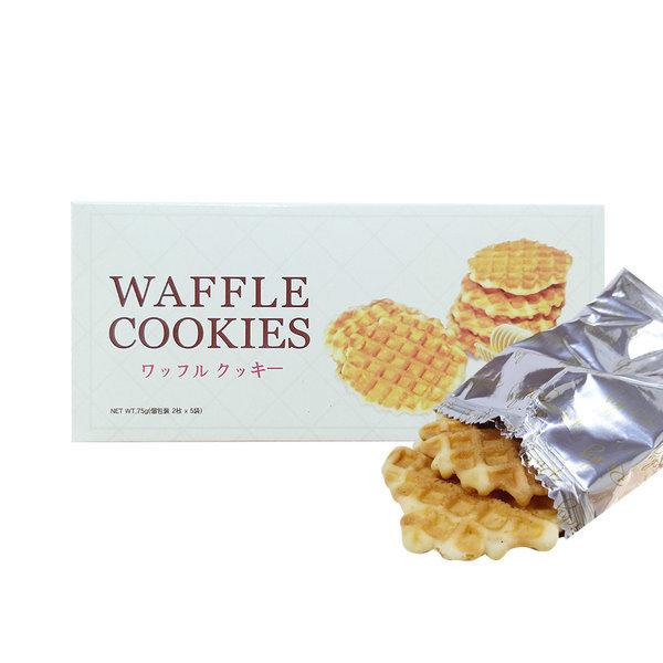 오성물산 와플 쿠키 75g /간식 디저트 수입과자 식빵 상품이미지